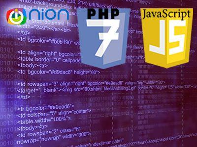 PHP, JS, JQuery, Ajax Nion Digital