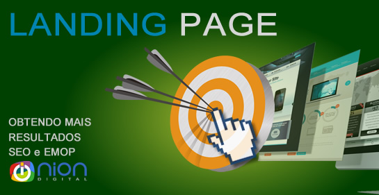 Landing page Otimizada Nion digital