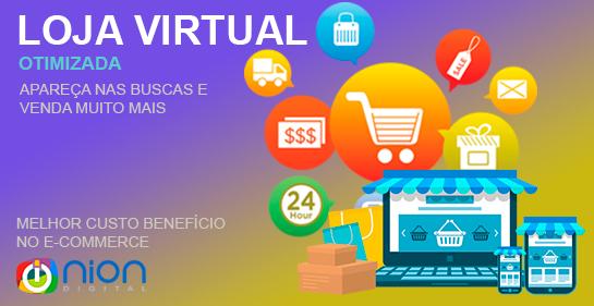 Loja Virtual Otimizada - Nion digital