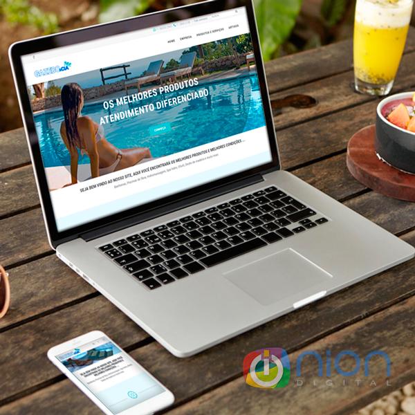 Website Gazebo & Cia Criação de website otimizado SEO EMOP